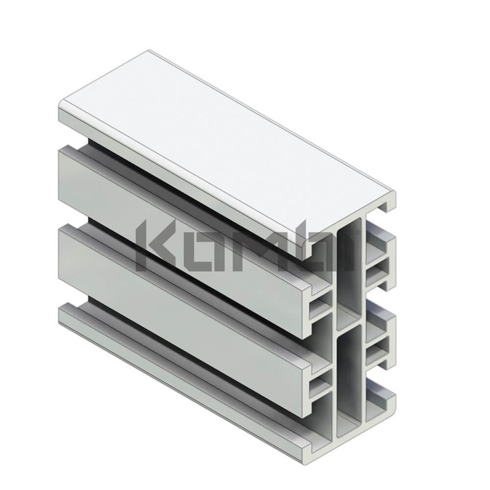 Image of Kombi 80 Extrusion for 80mm support beam for platform