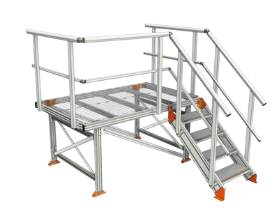 Image of Kombi Stair and Platform - click to view range