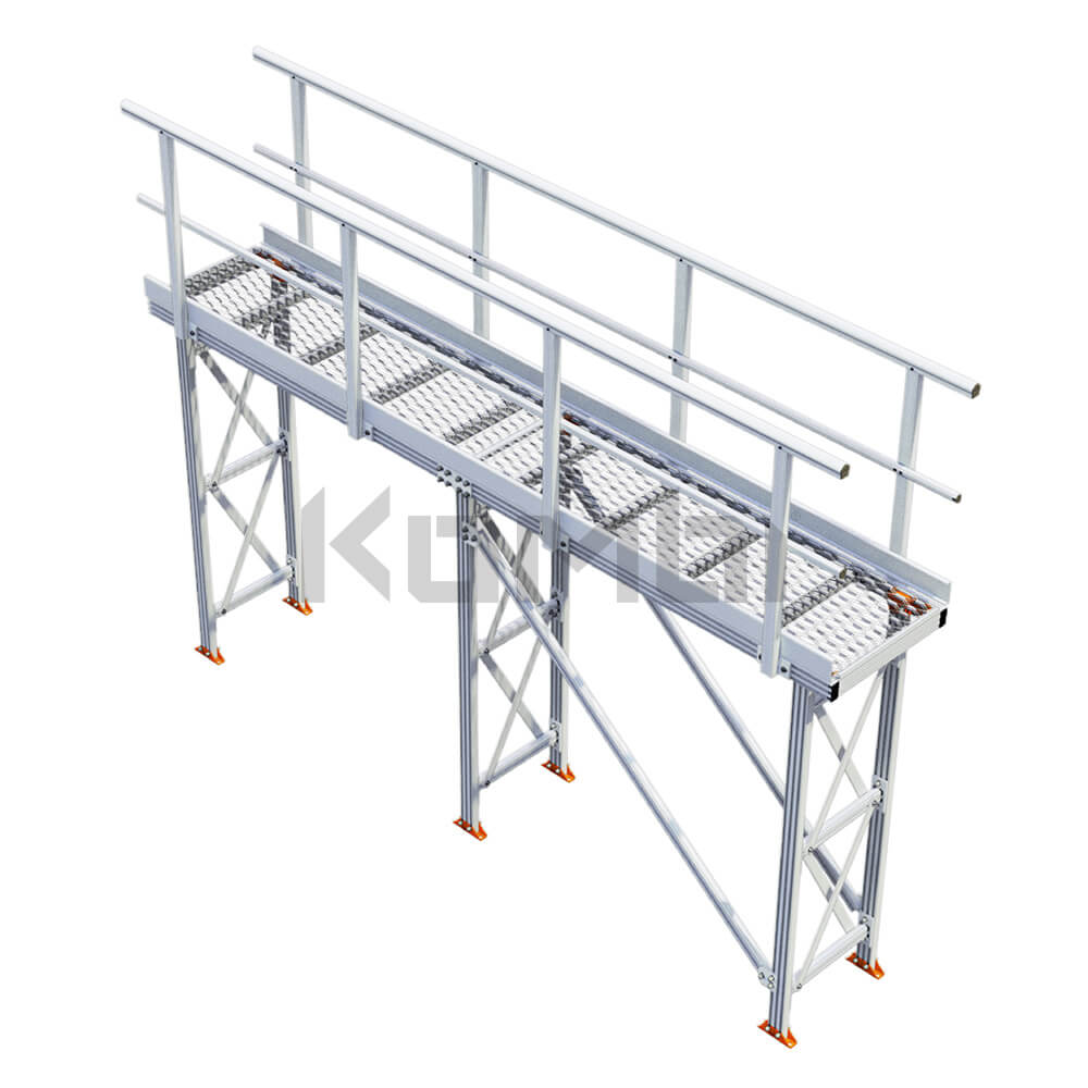 Image of Kombi KS90 Elevated Walkway - click to download
