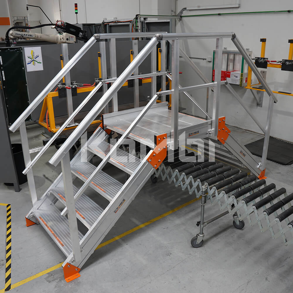 Image of Kombi Crossover across conveyor system - click to download