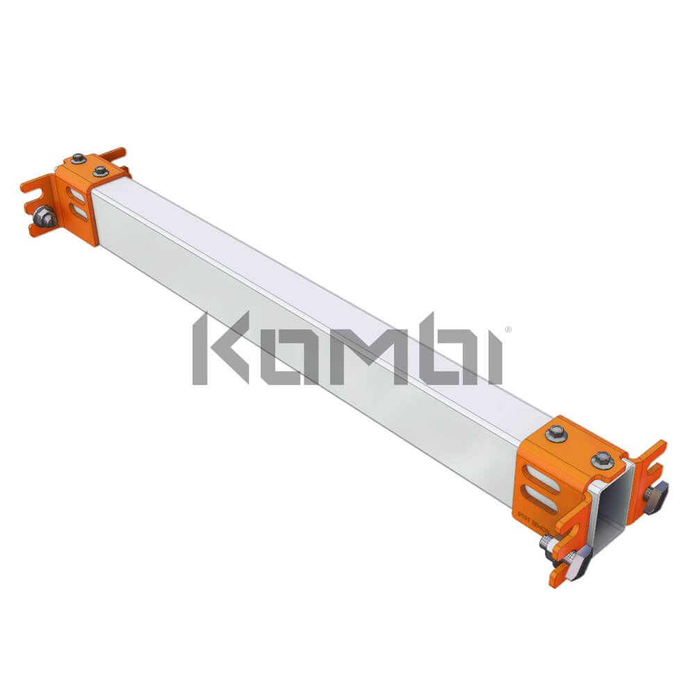 Image of Kombi KB060A Adjustable Platform Cross Support for aluminium platform support - click to download
