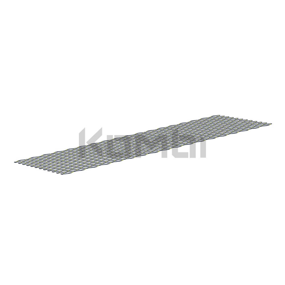 Image of GW334 Kombi Platform Mesh for preventing falling objects - click to download