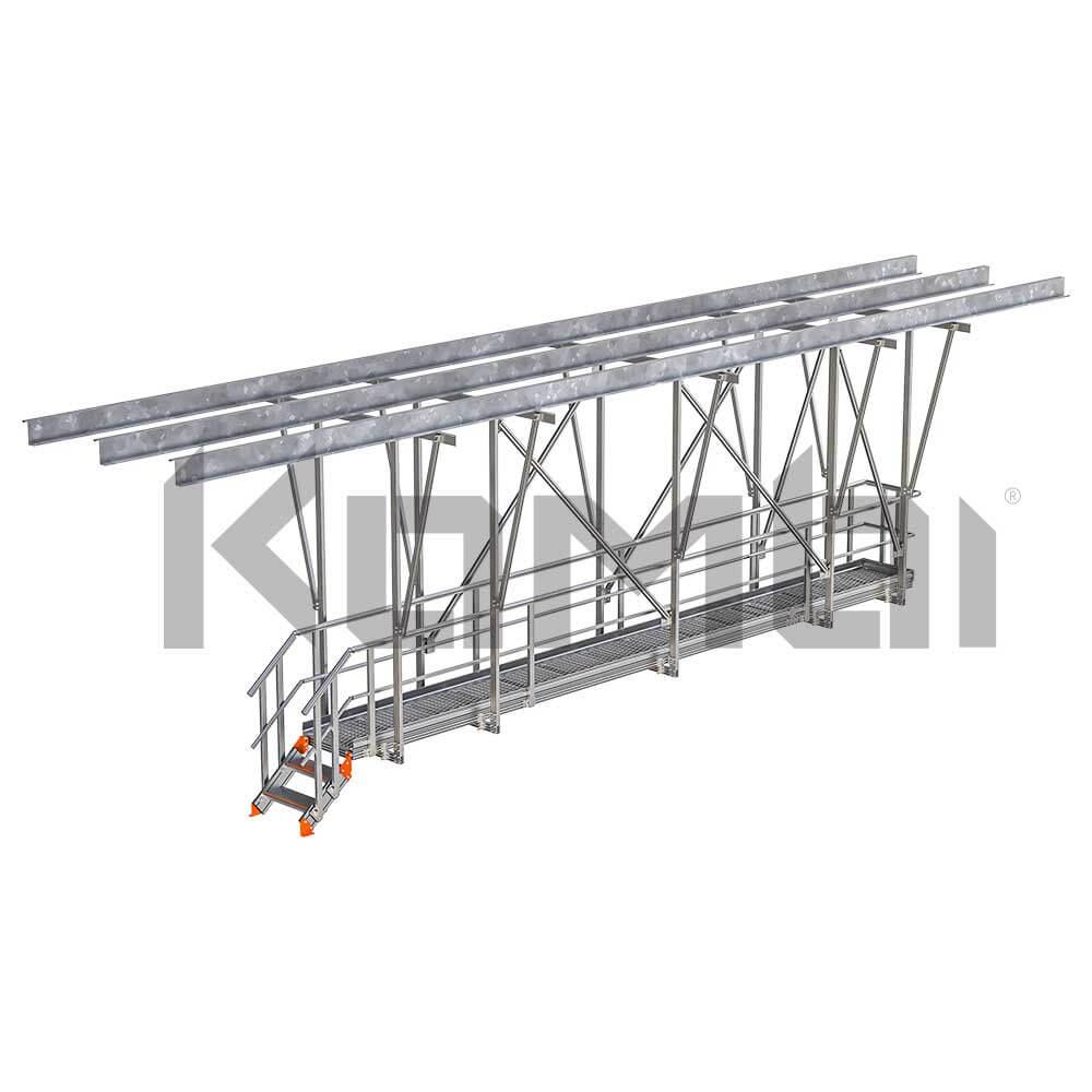 Kombi Suspended Walkway