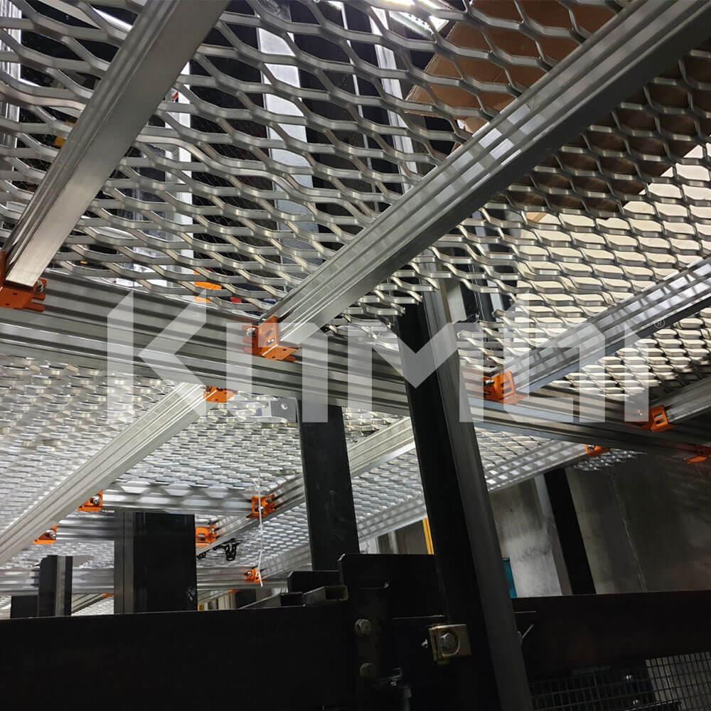 KOMBI Platforms providing Lift Pit Access Otis Lifts