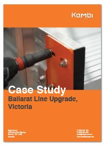 KOMBI Stairs and Platforms case study railways